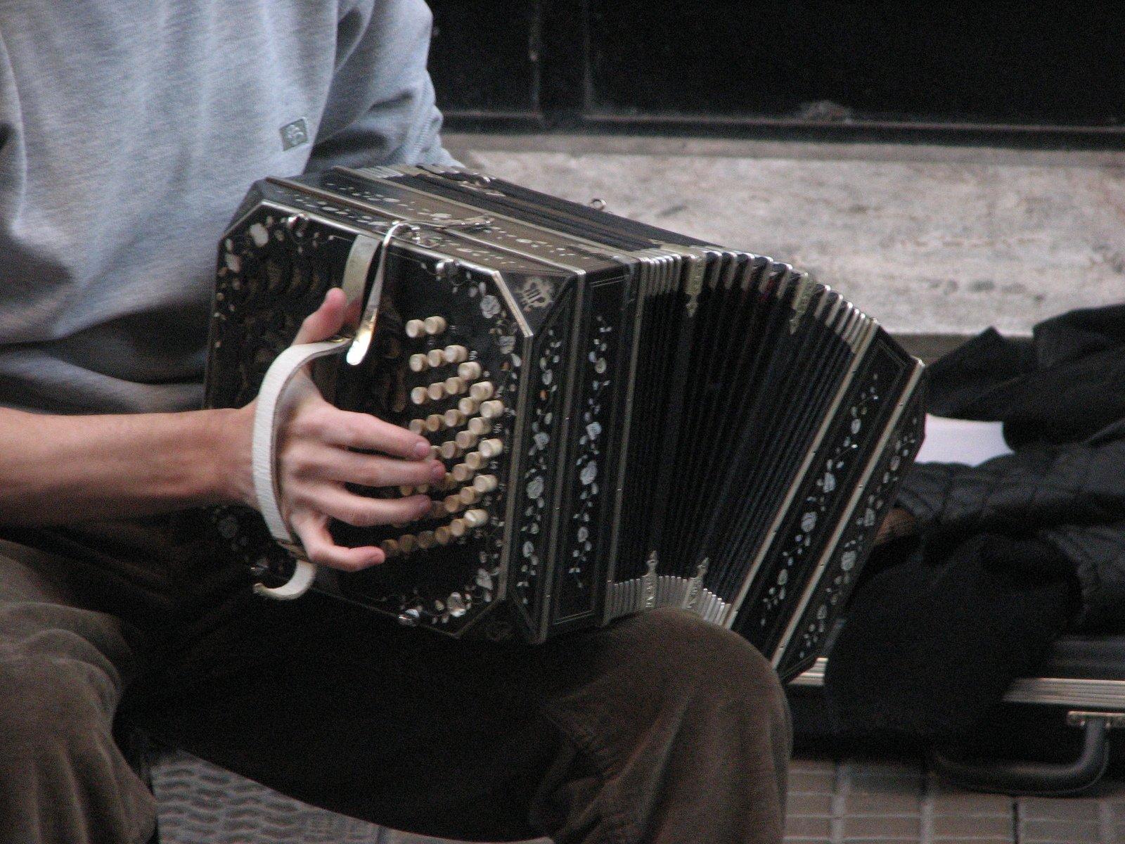 Bandoneon Tango