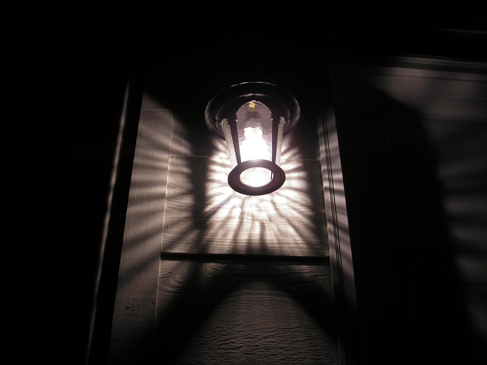 Free Lighted Lamp 2 Stock Photo