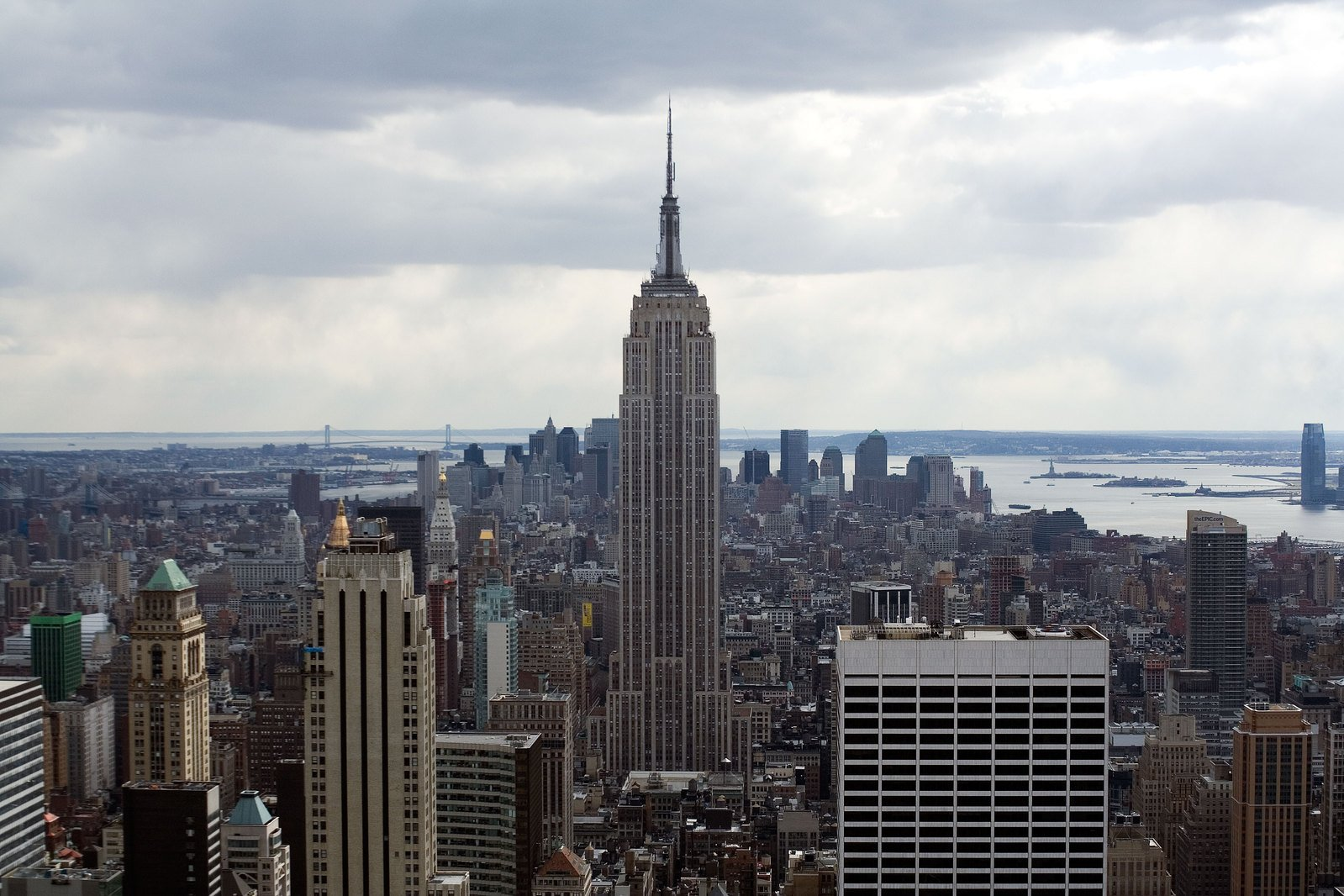 free empire state building stock photo freeimages com
