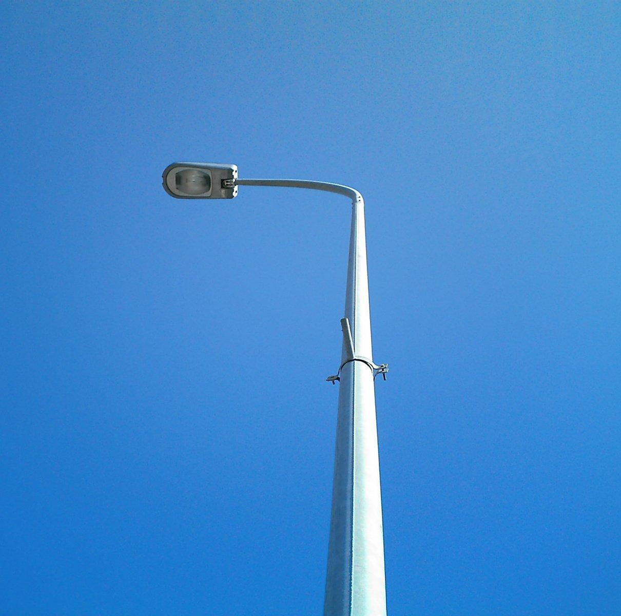 Free Lamp Post Stock Photo