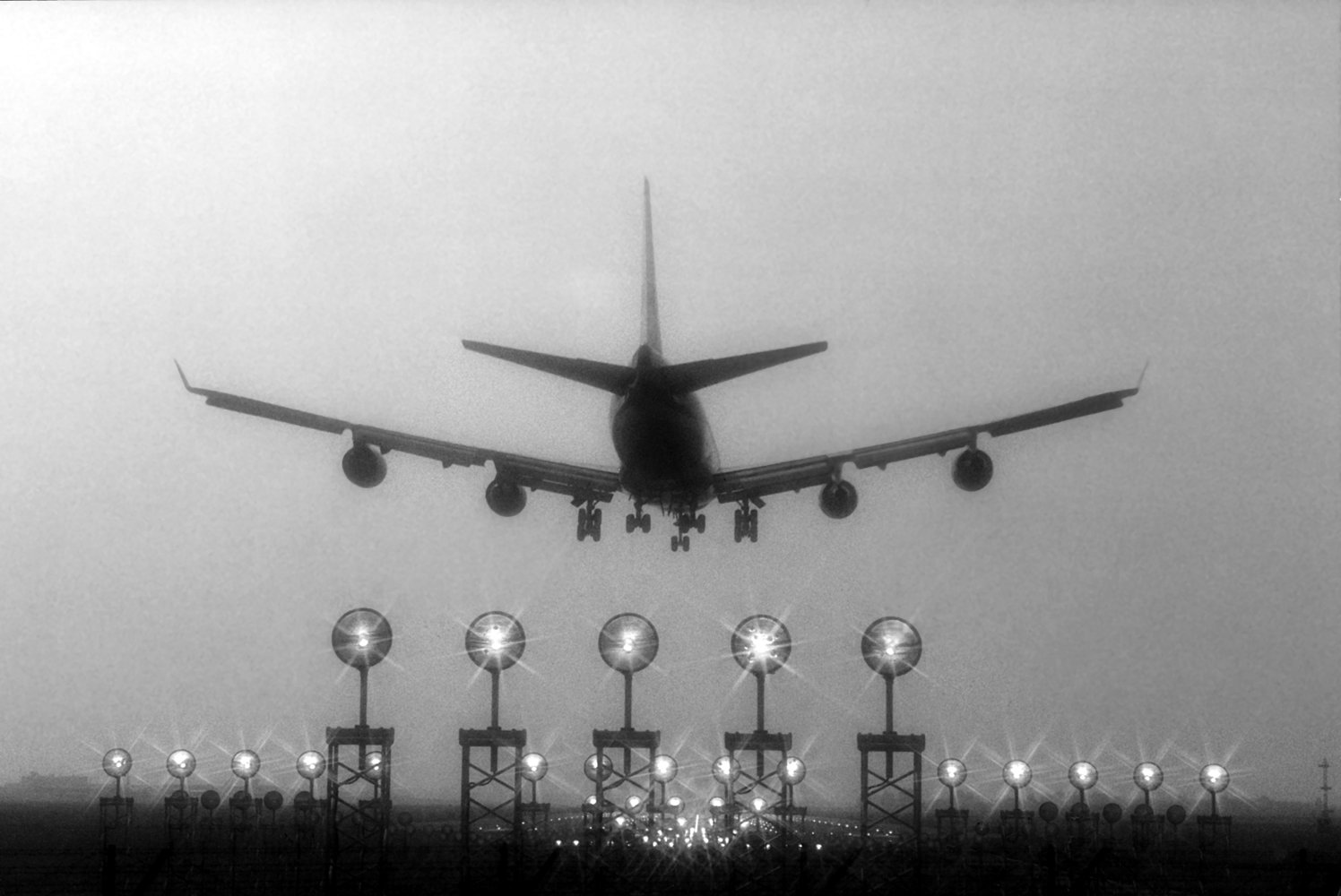 free airplane landing stock photo freeimages com
