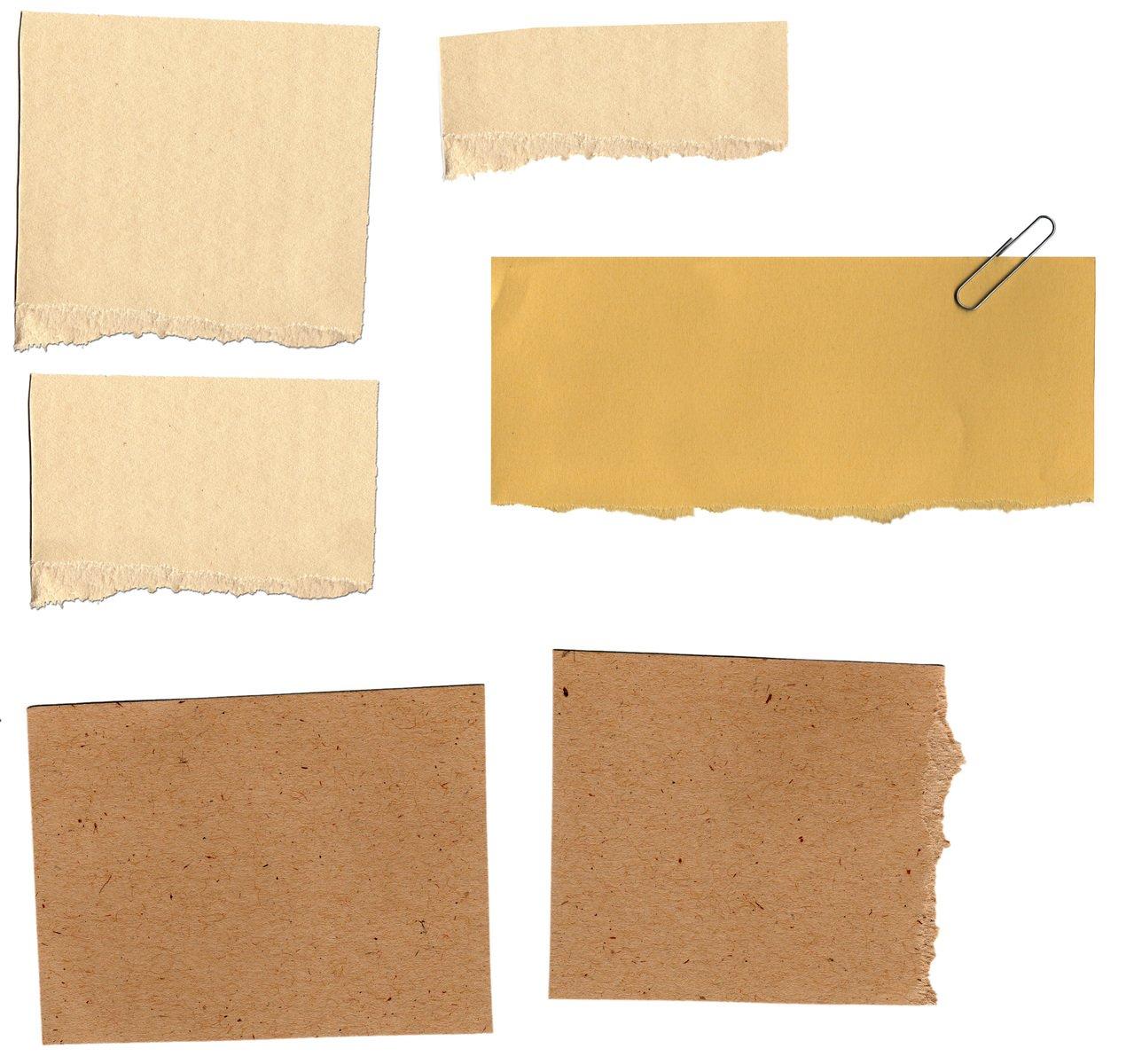 Как сделать рваный лист в фотошопе