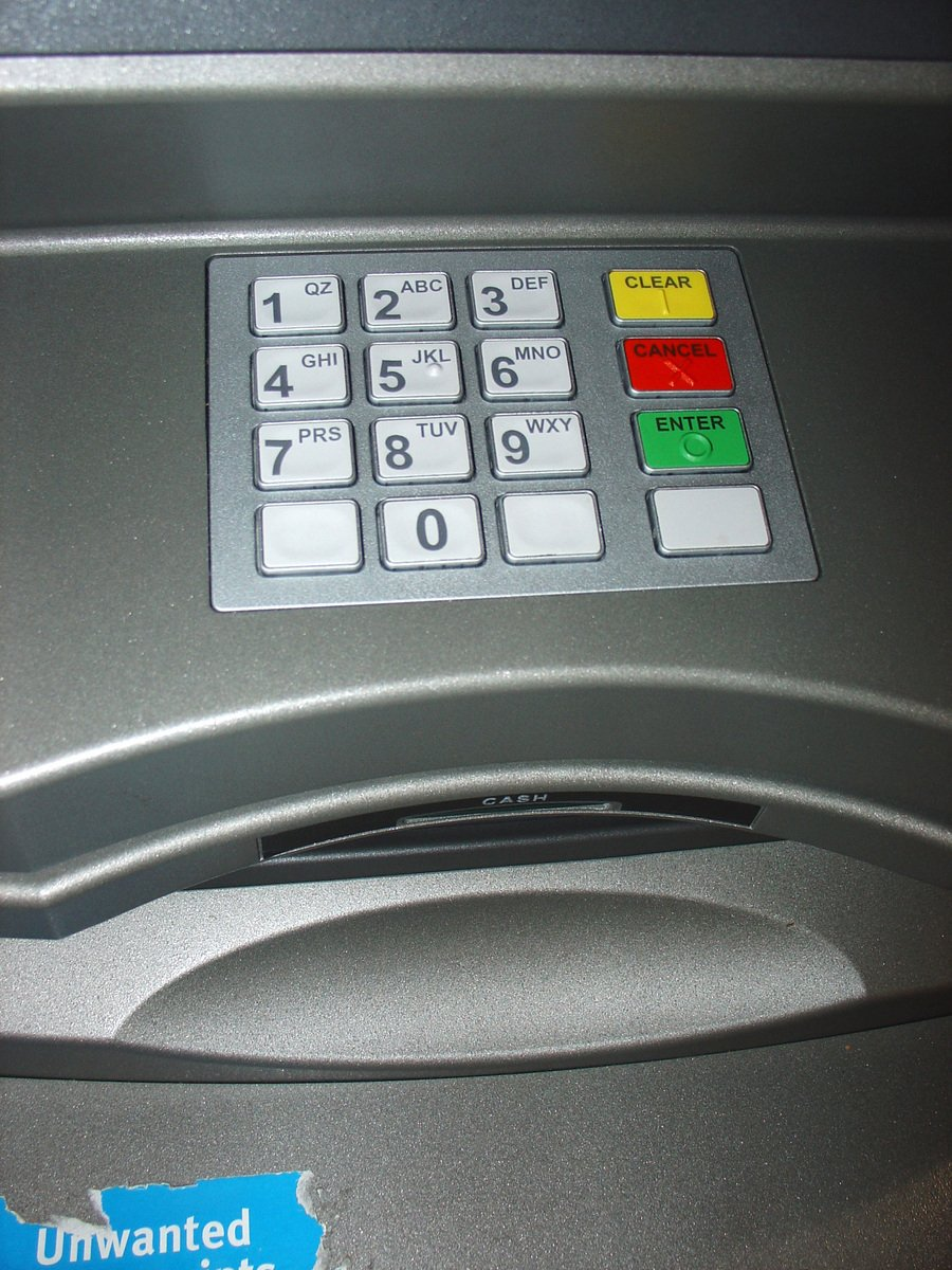 free atm 3 stock photo  freeimages