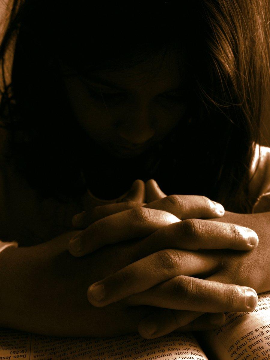 orando por ti