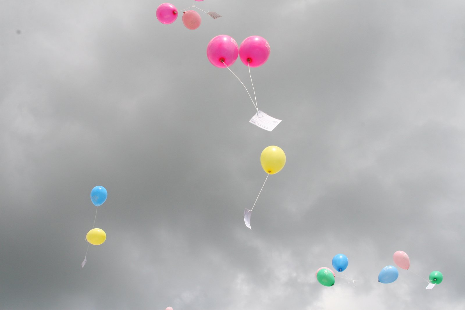 Concurso de globos