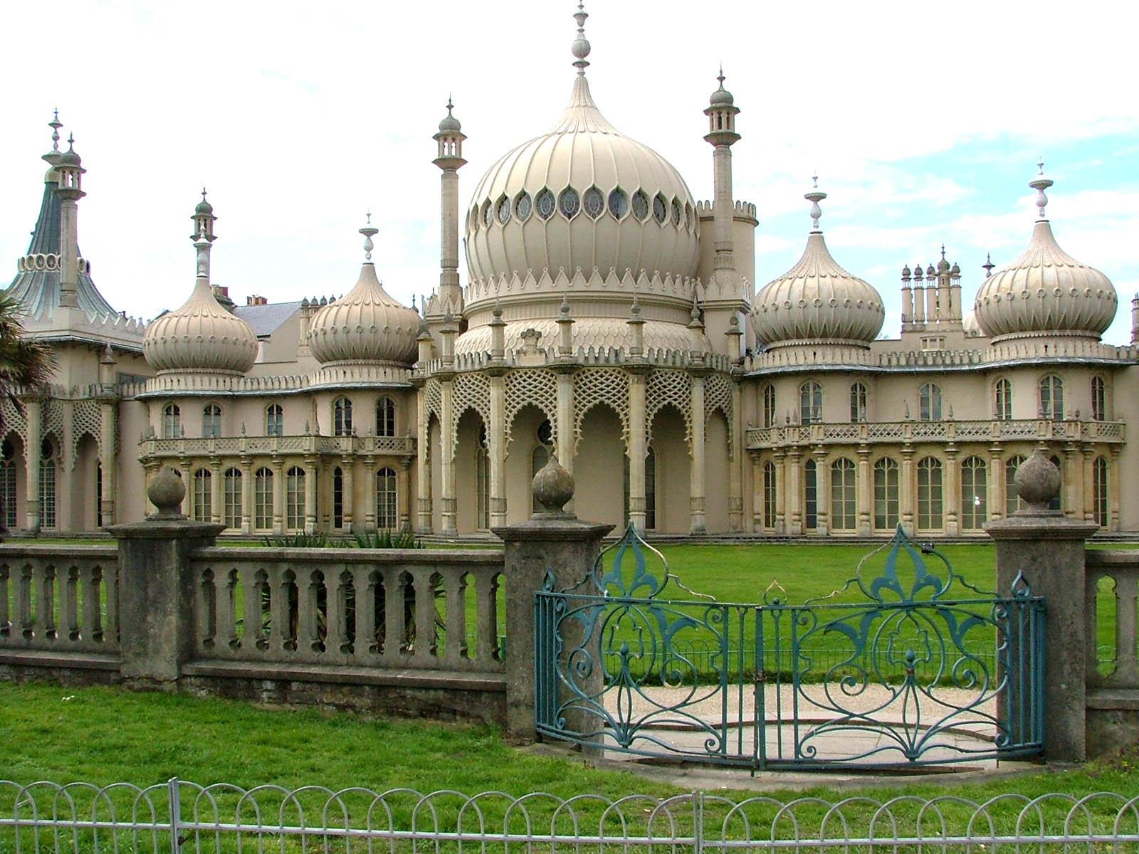 страны архитектура Королевский павильон Брайтон без смс