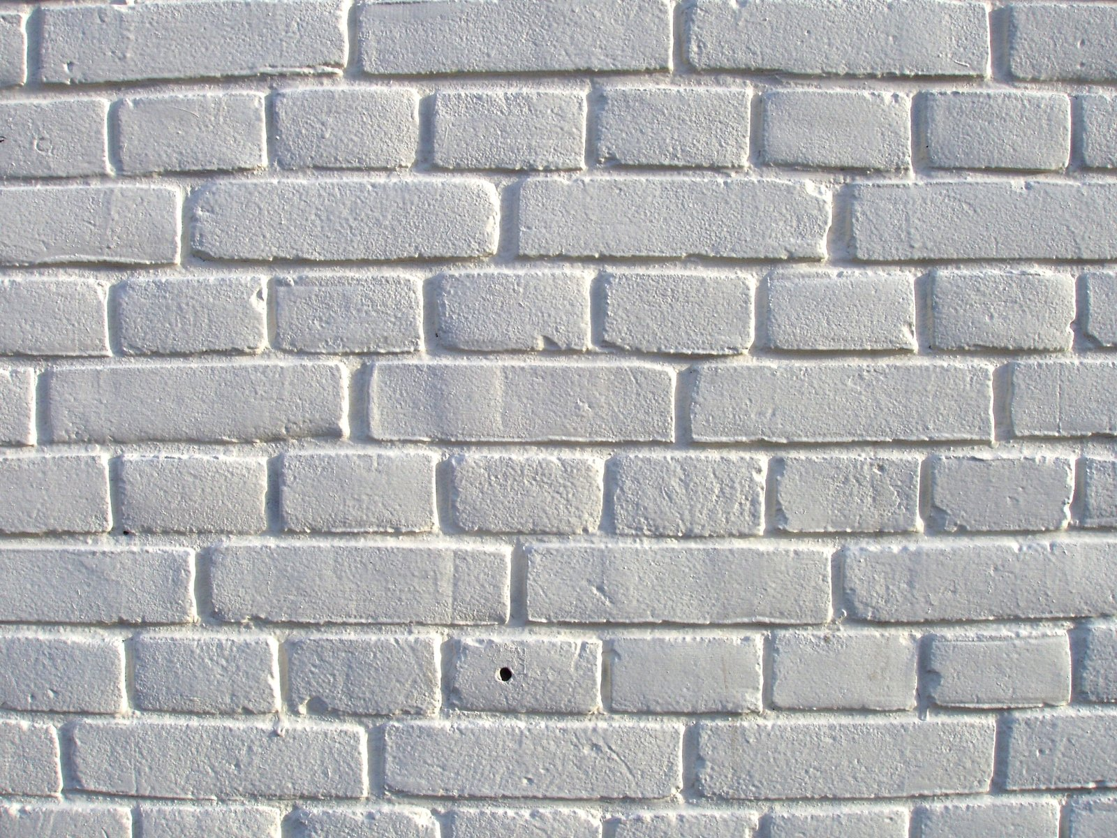 Free white brick wall texture stock photo for White brick wall