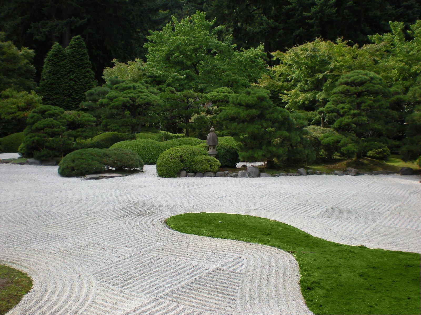 Free Zen Garden Stock Photo - FreeImages.com