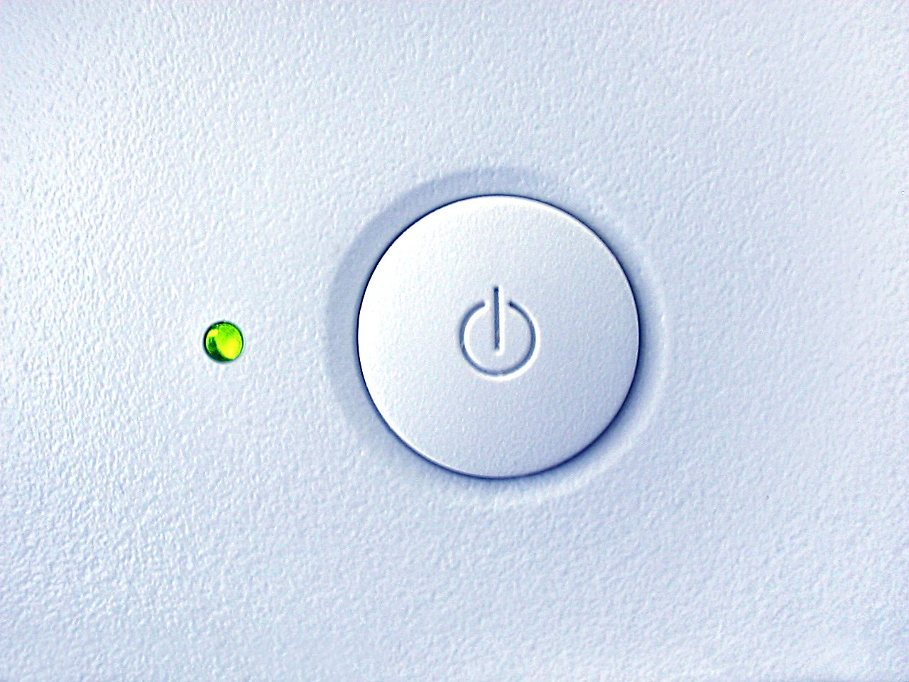 Monitor Power Button : Free monitor power button stock photo freeimages