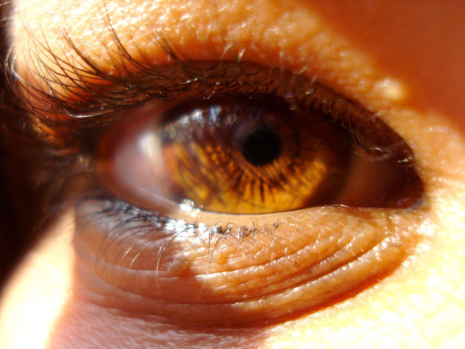 Разрезы на глазах в домашних условиях