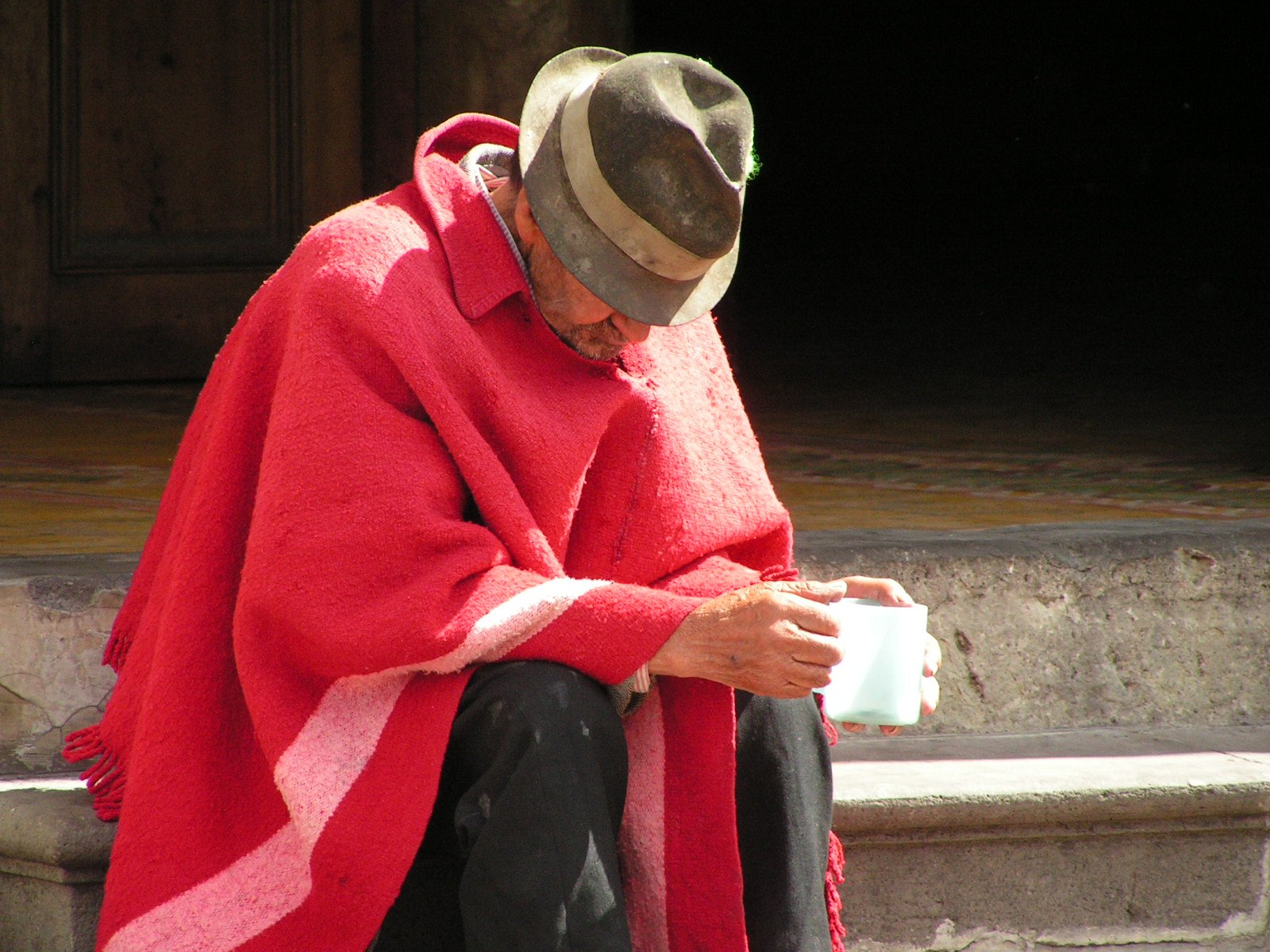 Free Man Begging 1 Stock Photo Freeimages Com