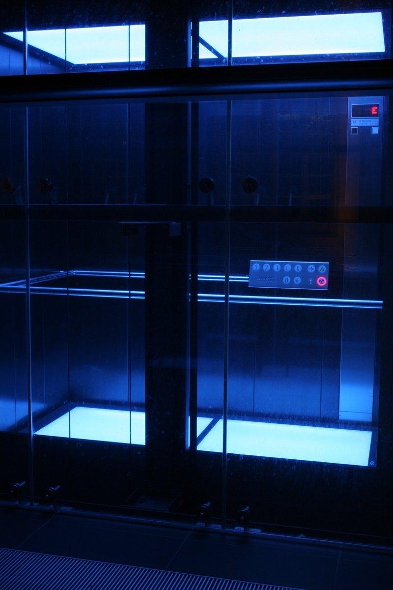 синий лифт картинки весне передняя стенка