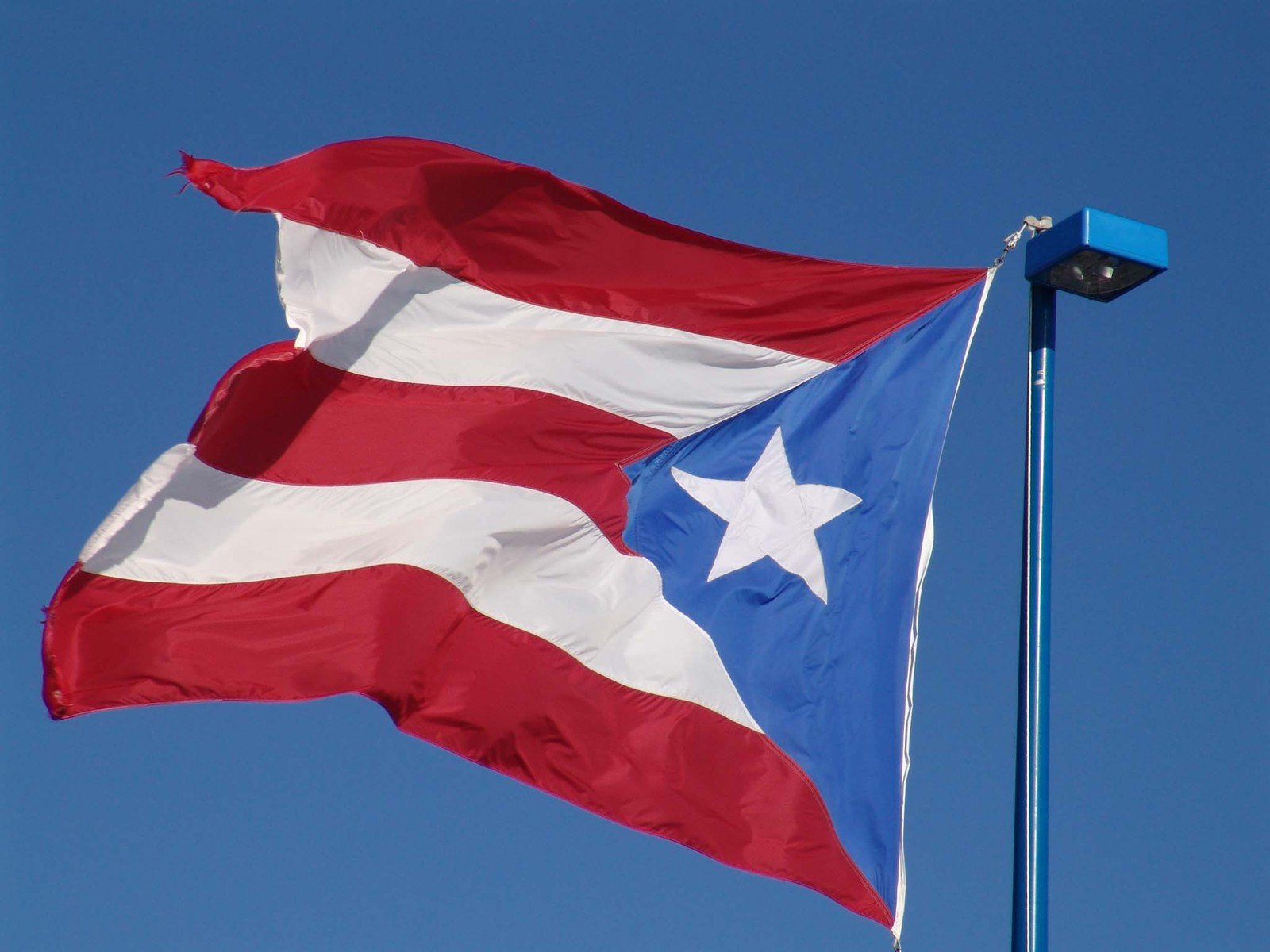 Free Puerto Rico Bandera 02 Stock Photo Freeimages Com