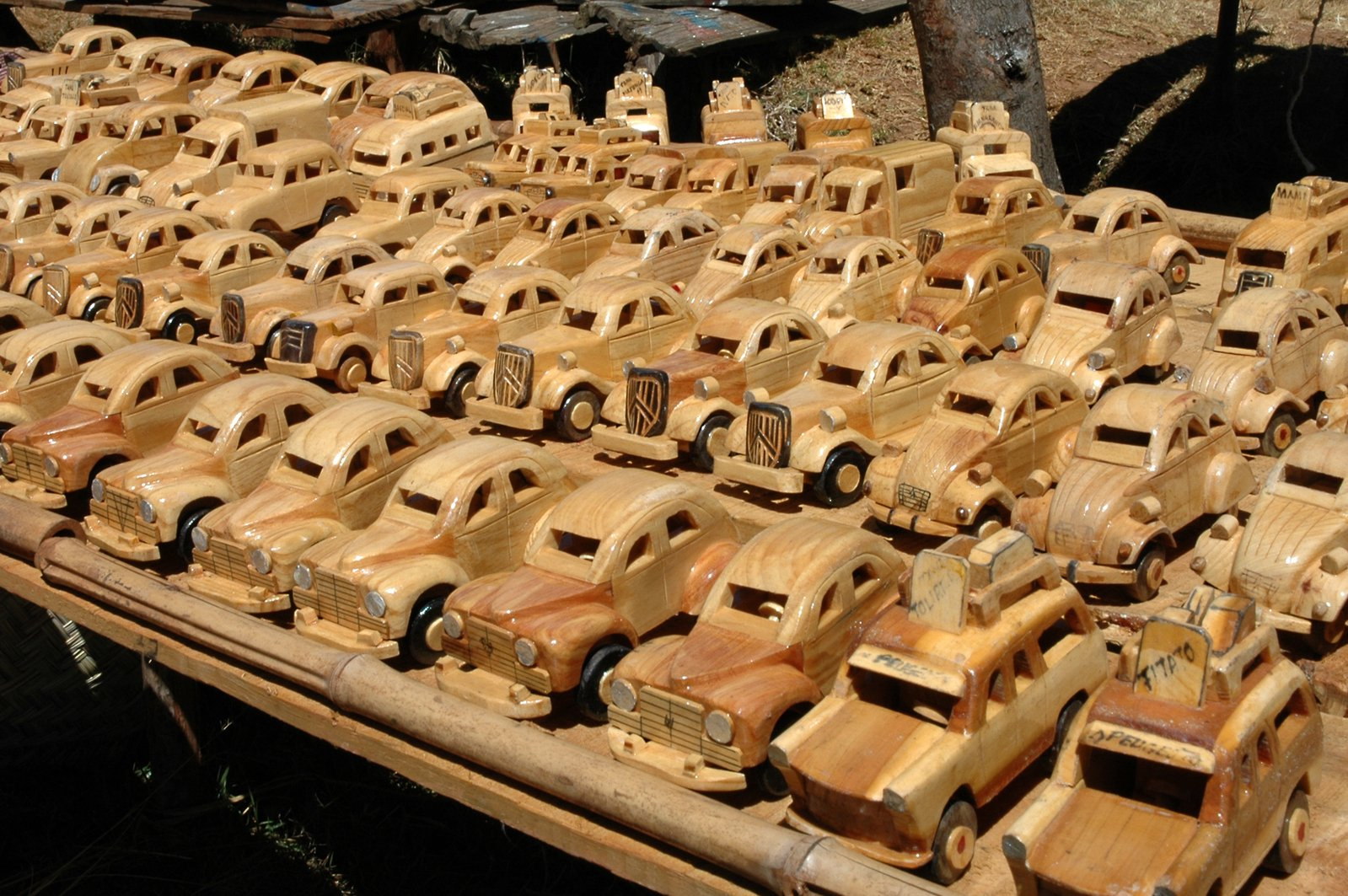 Malagasy Toy Cars