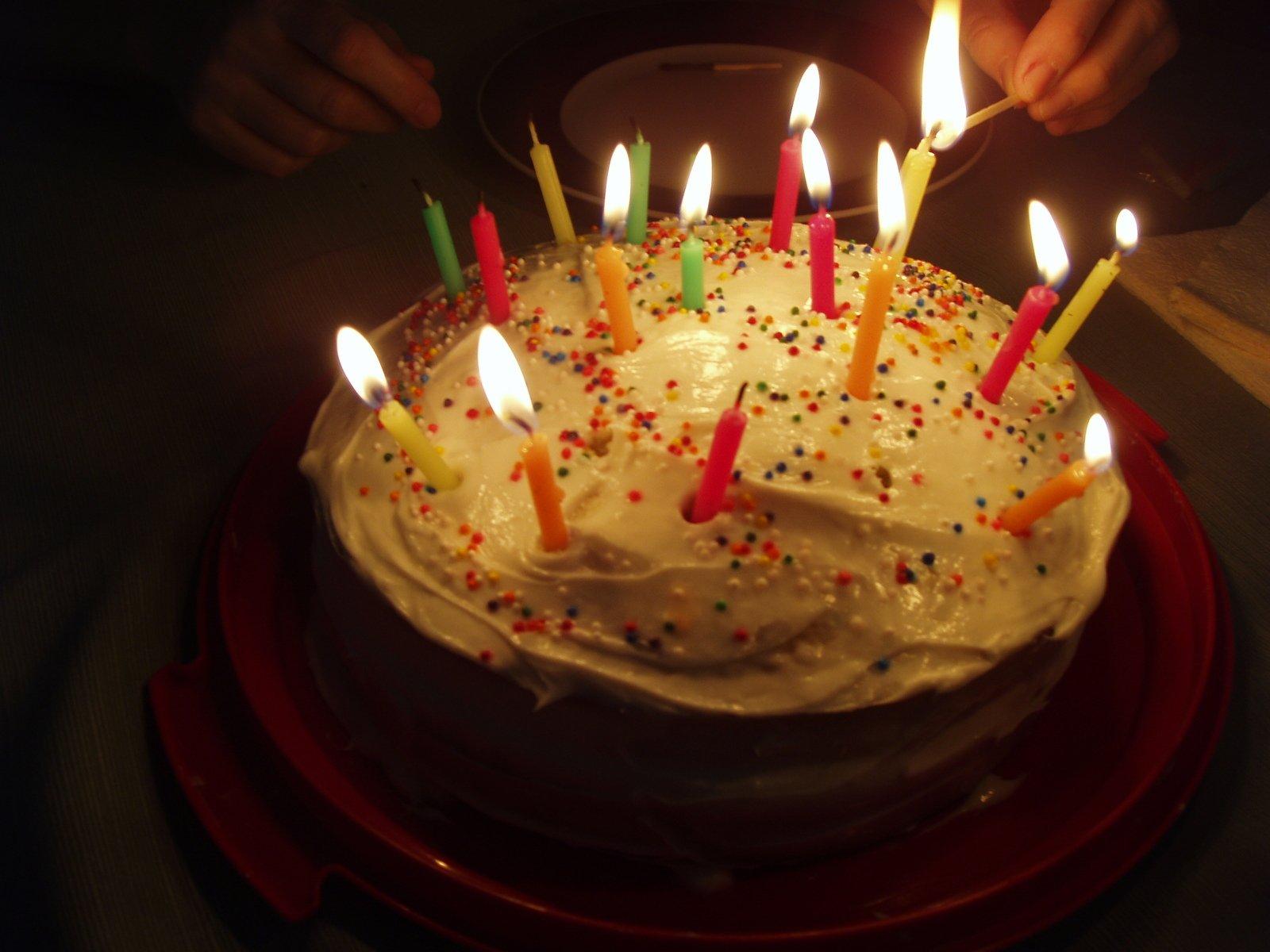 Outdoor Blow Up Birthday Cake