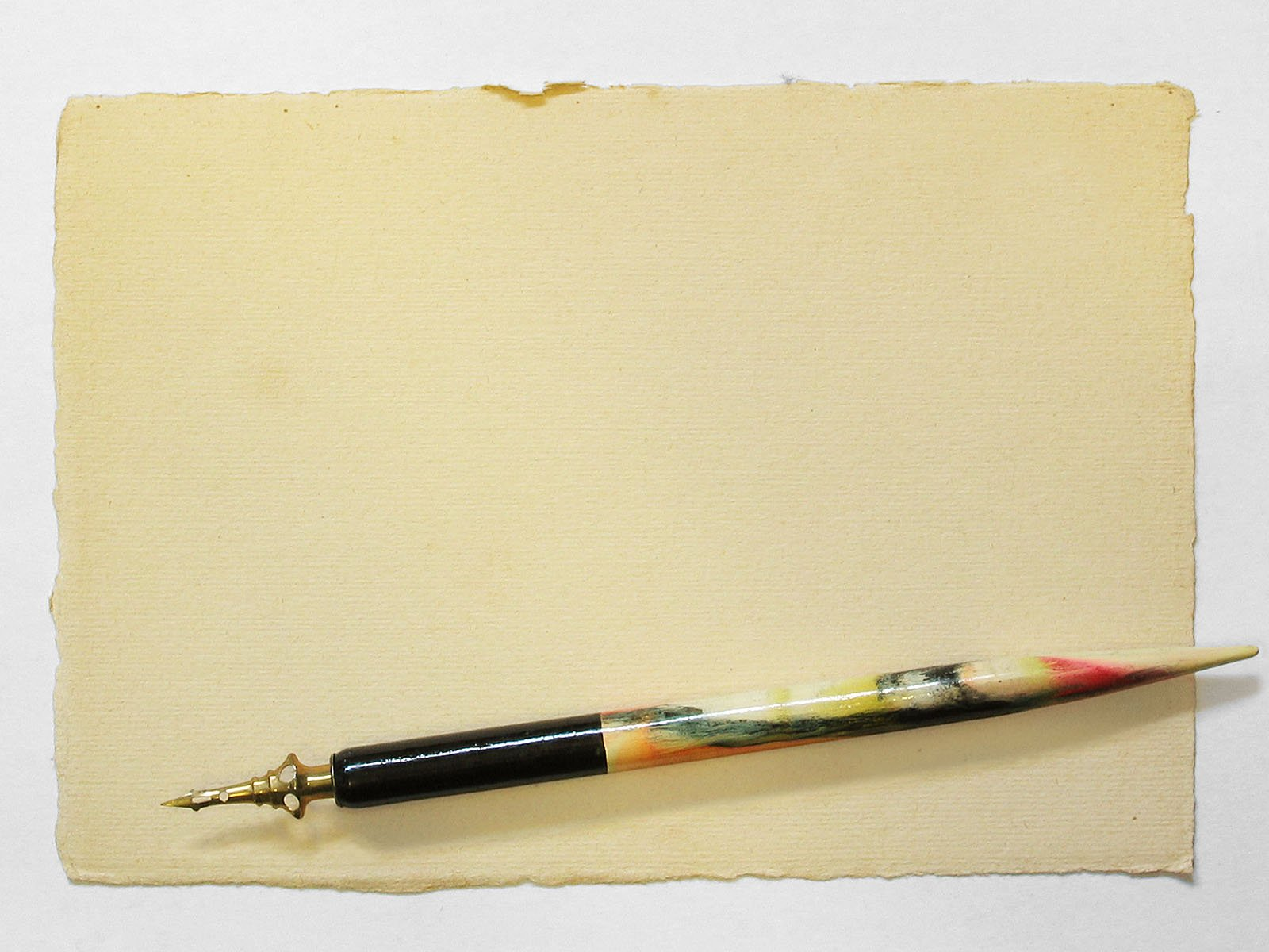 Надписью, картинки чистый лист перо