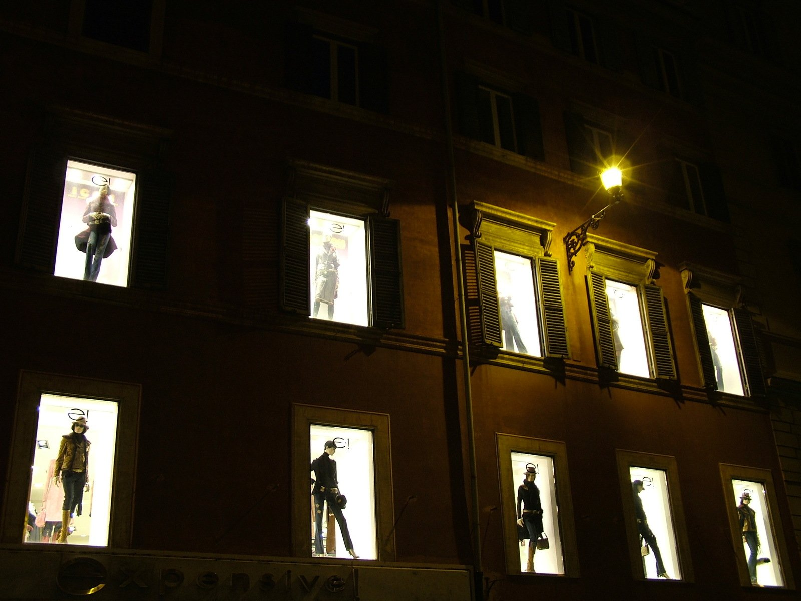 Free woman in windows stock photo for Window palla design