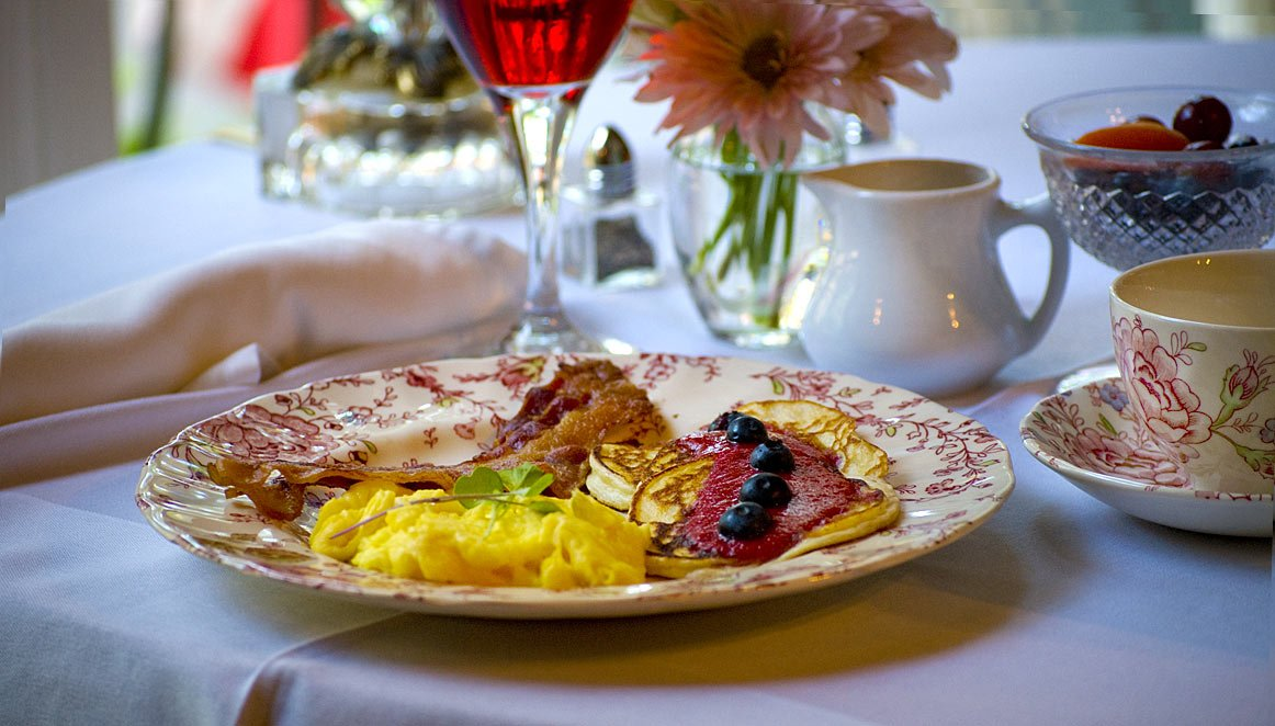 Free Breakfast Of Bacon And Eggs Stock Photo Freeimages Com
