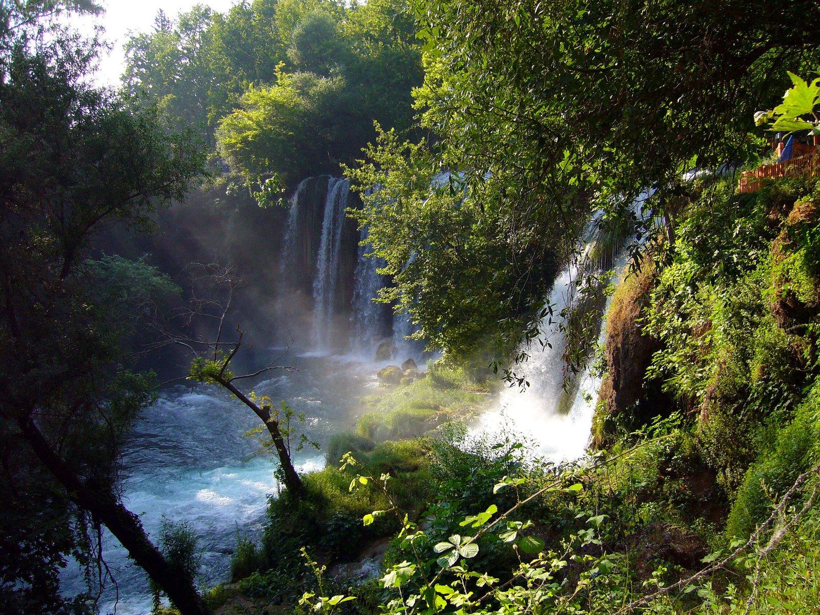 Free Duden Waterfall 4 Stock Photo