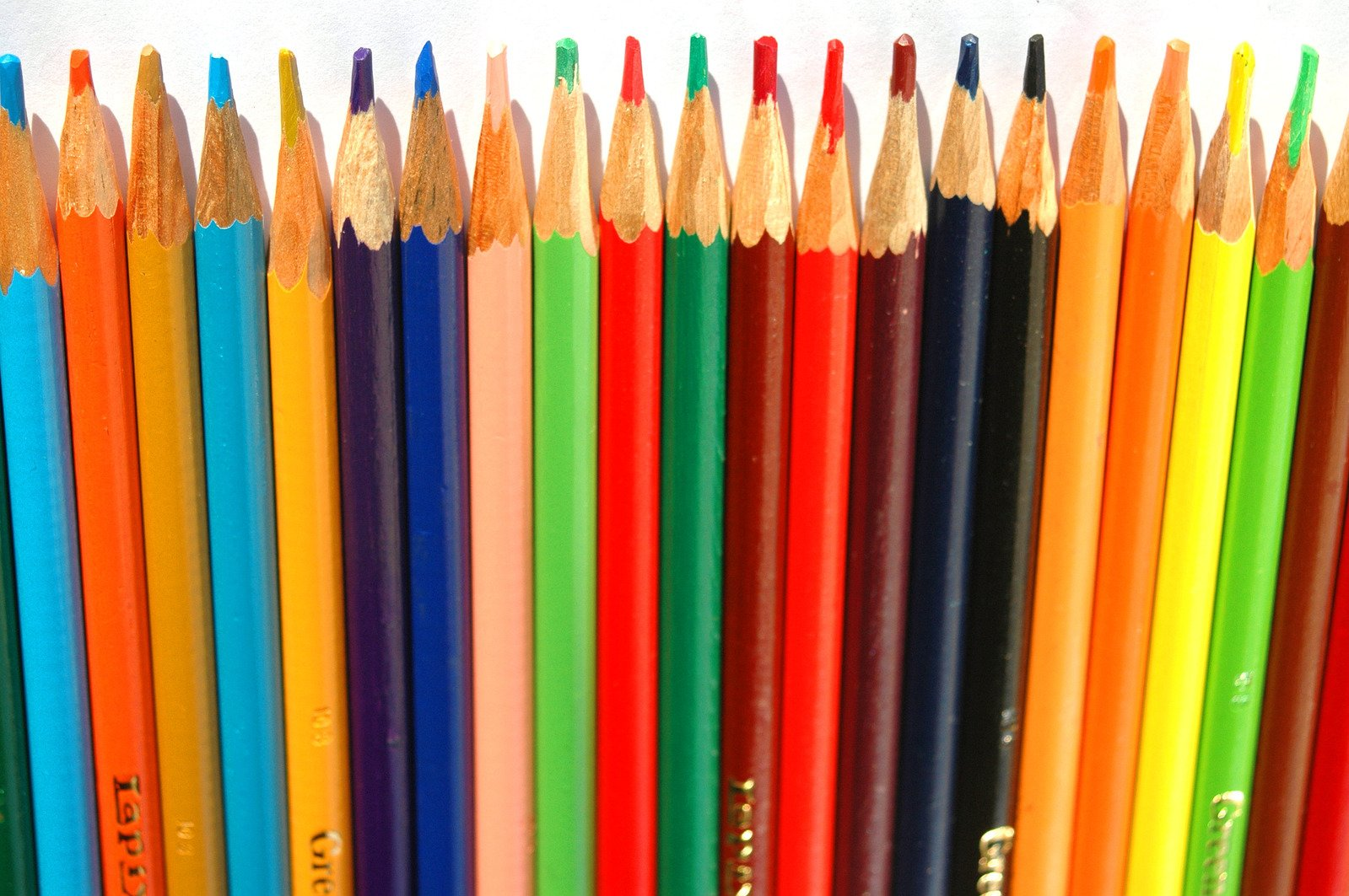Free Colored Pencil 1 Stock Photo Freeimages Com