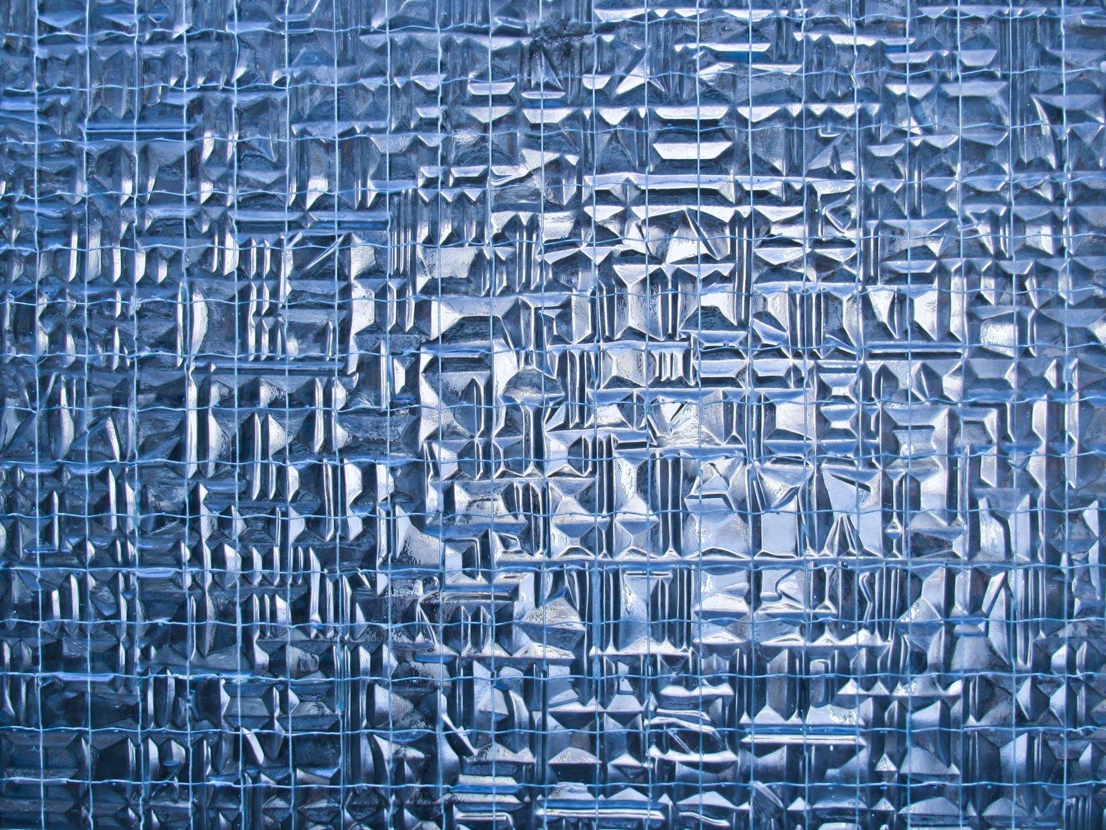 Free irregular blue glass texture Stock Photo - FreeImages.com