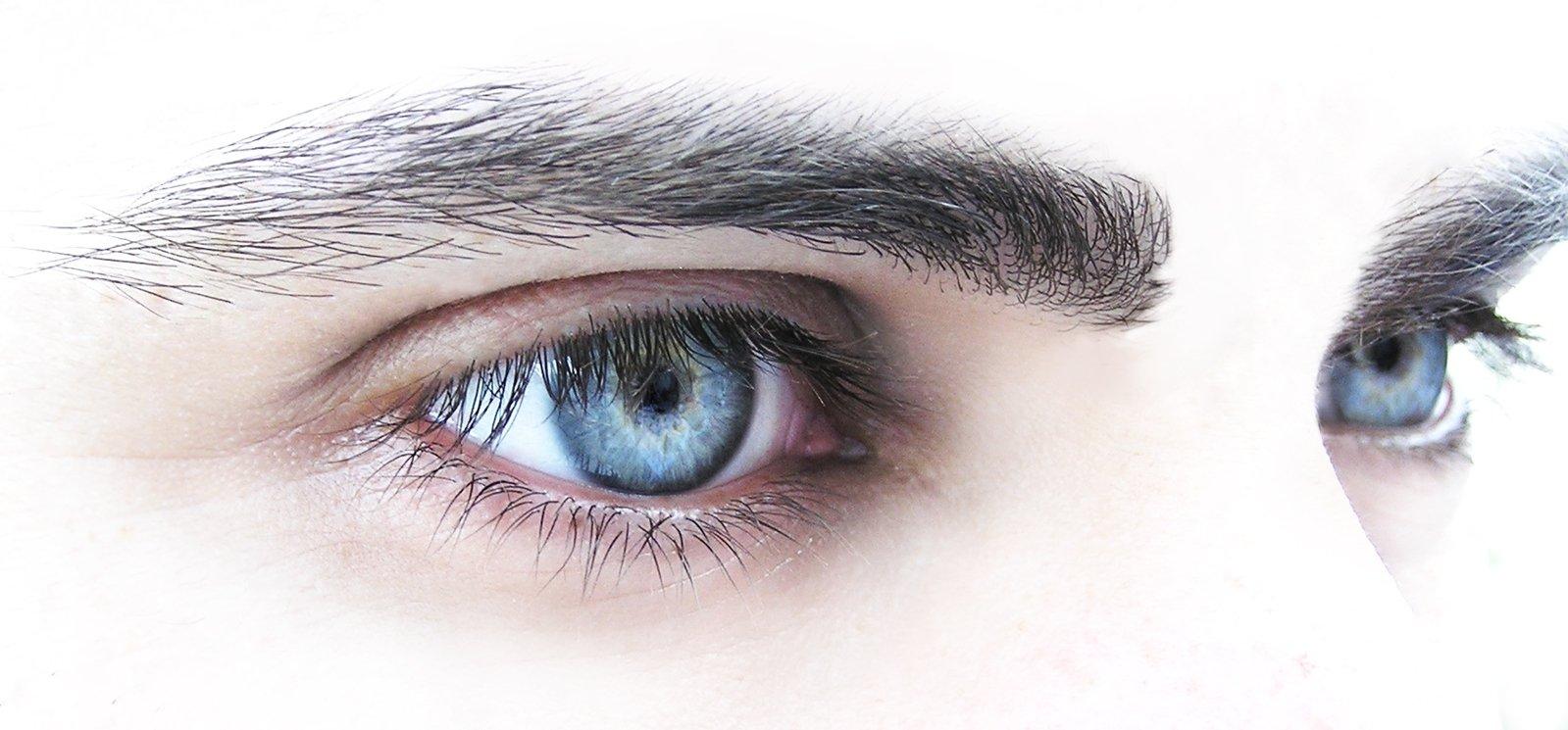 Free Deep Blue Eyes Stock Photo Freeimages Com