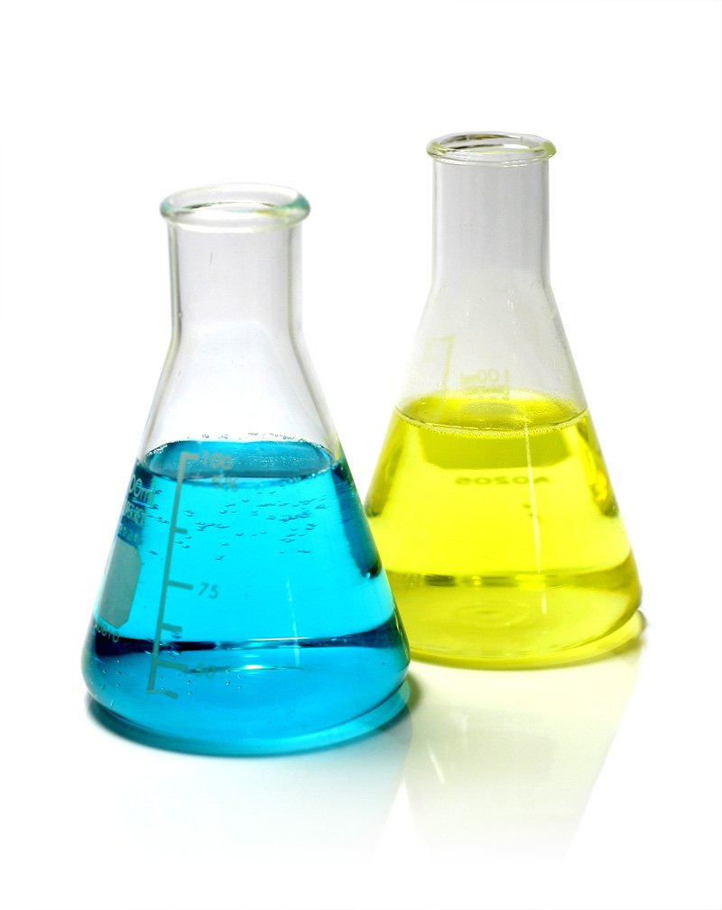 Free Chemical flasks 2 Stock Photo - FreeImages.com