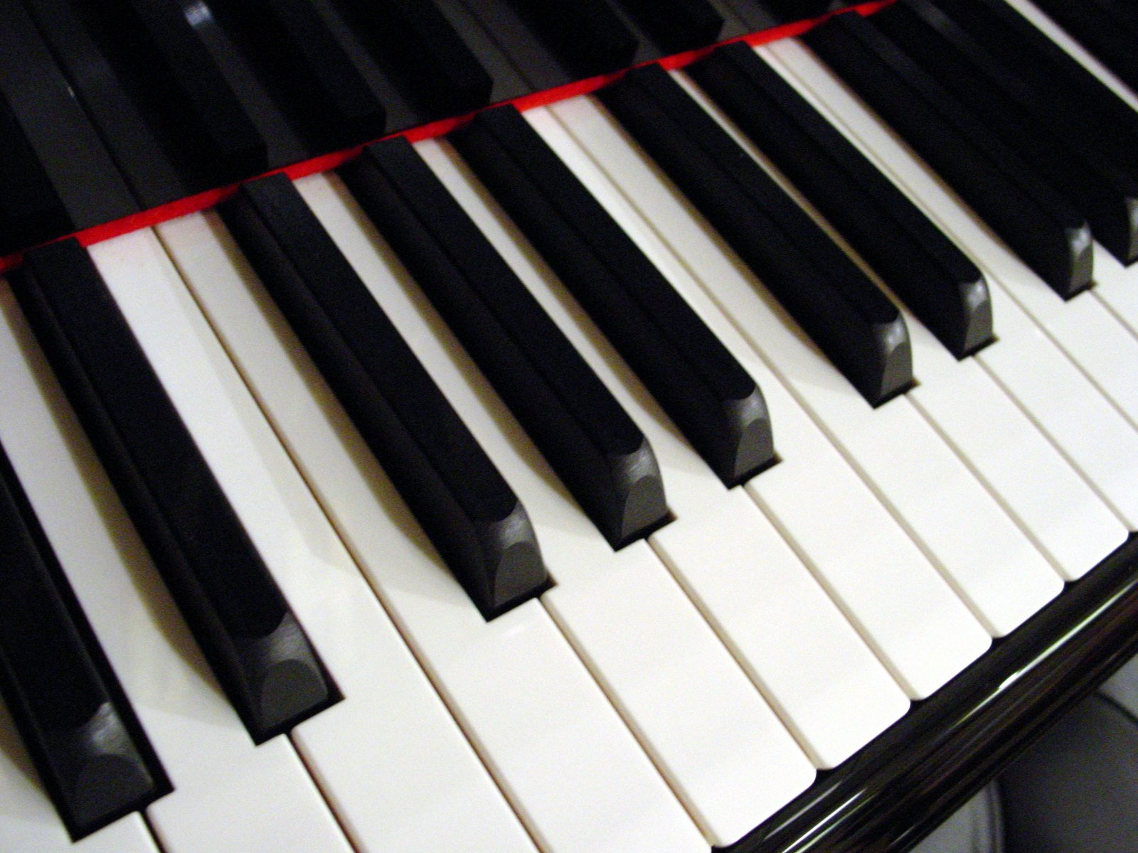 Free Piano Keys Stock Photo - FreeImages com