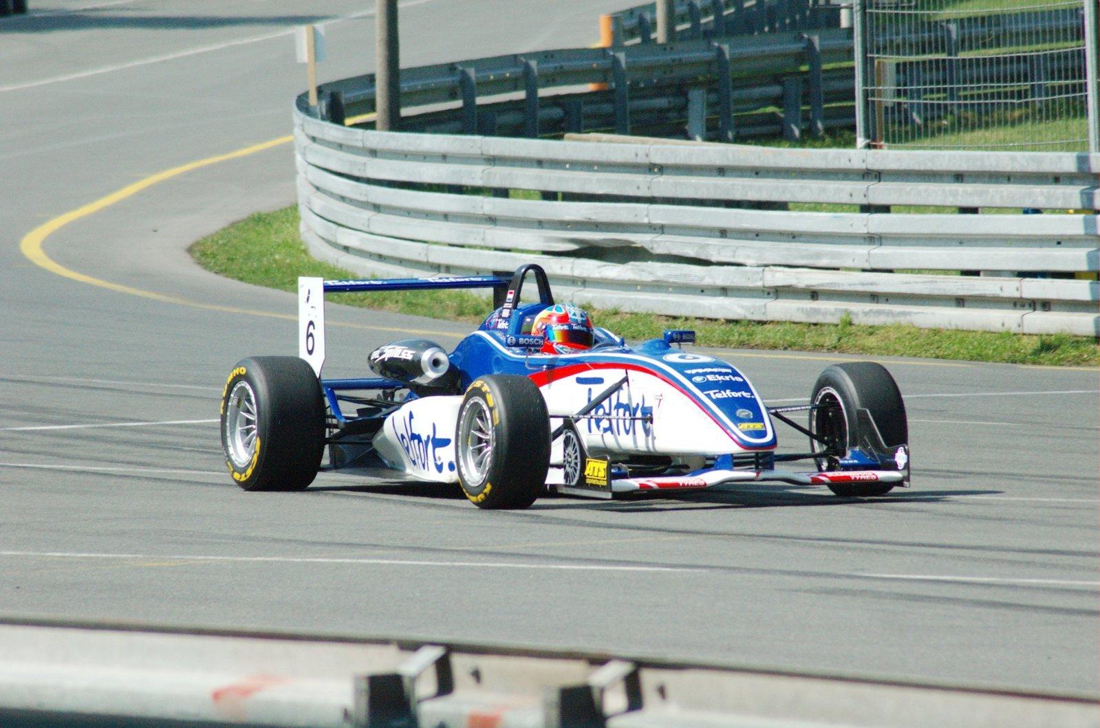 Formel car