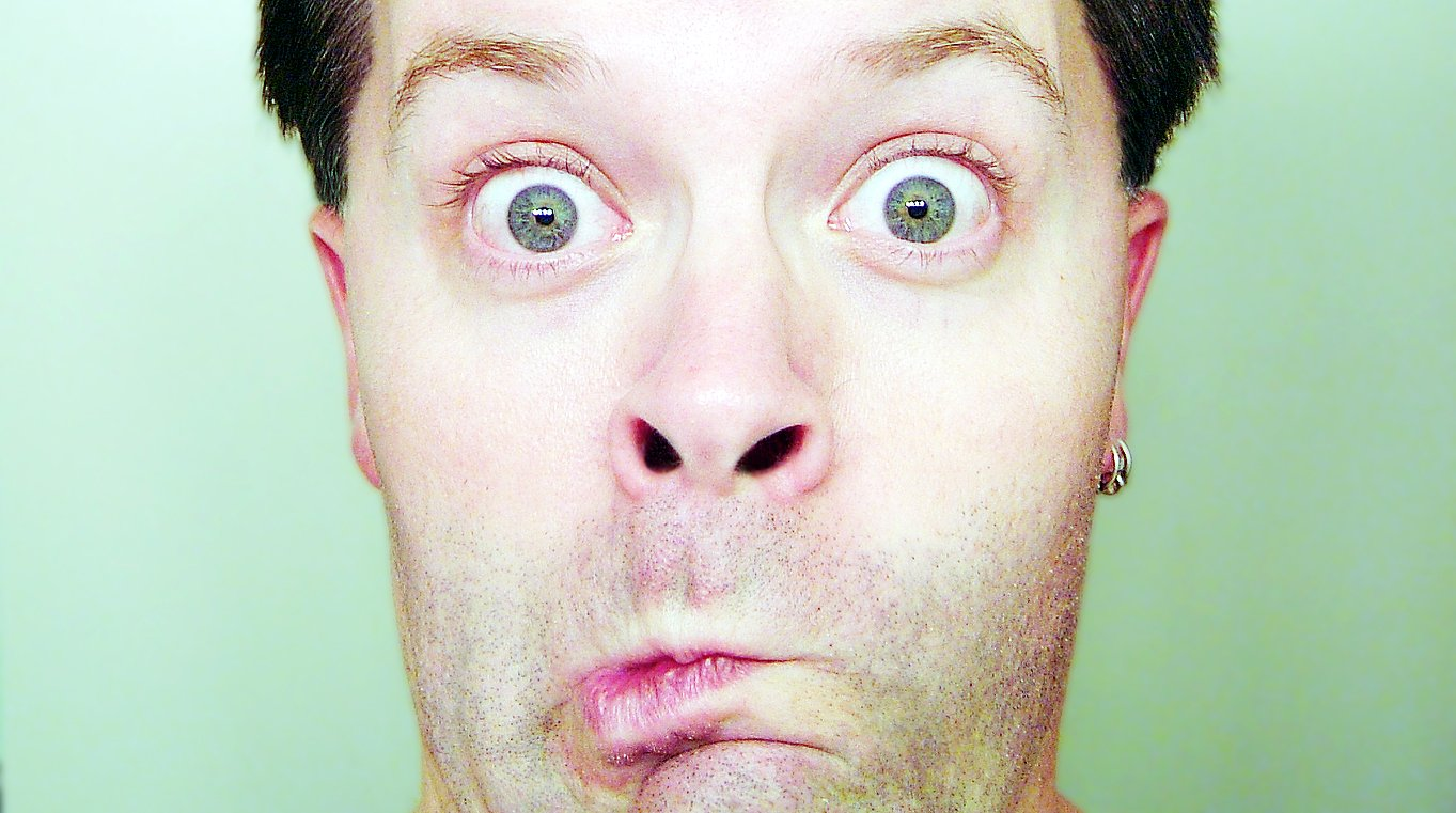 Free Face Shocked Stock Photo Freeimages Com