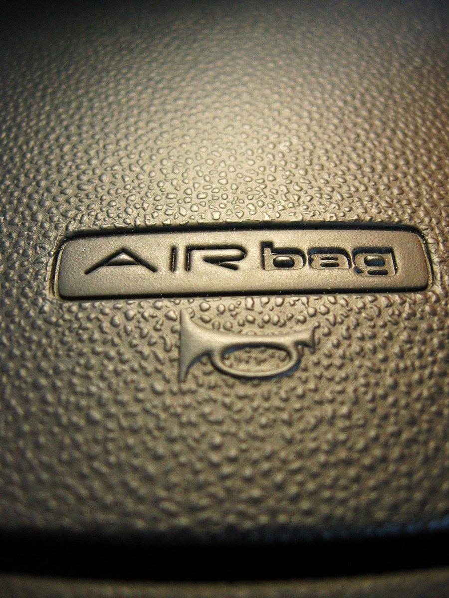 free airbag stock photo. Black Bedroom Furniture Sets. Home Design Ideas