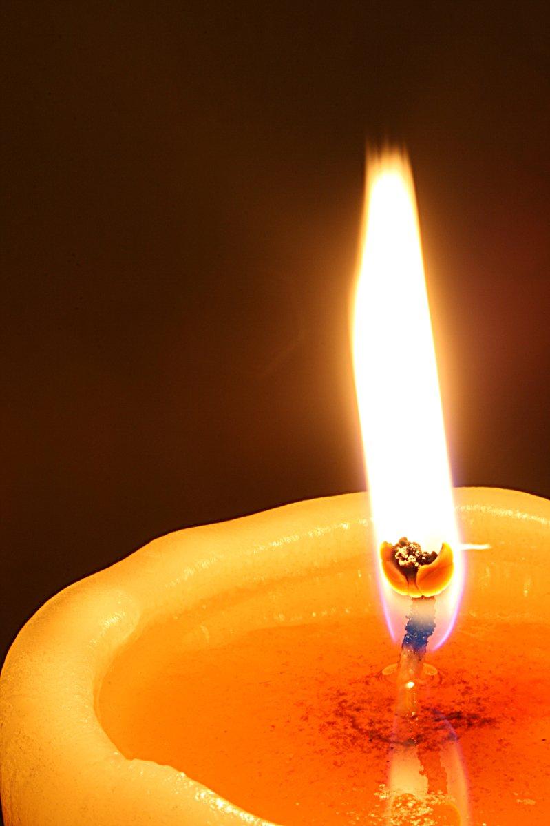 free candle light stock photo. Black Bedroom Furniture Sets. Home Design Ideas