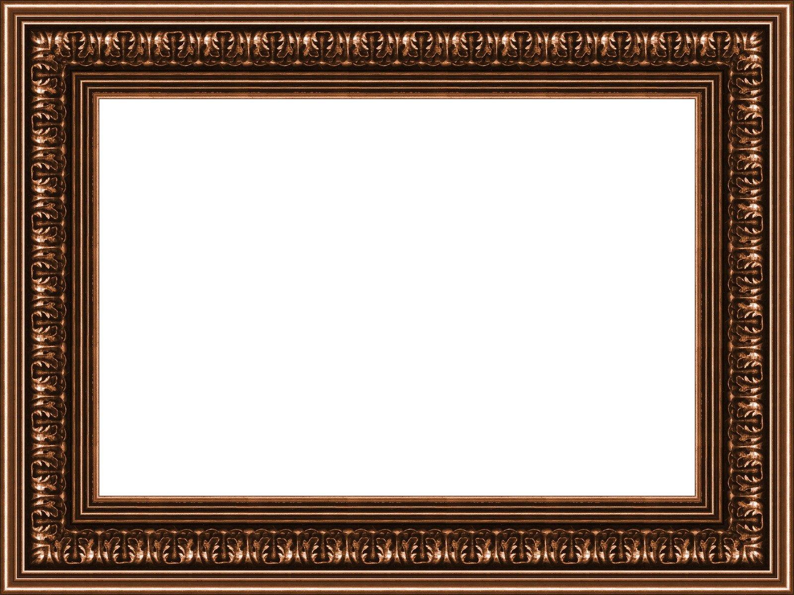 Vintage Wooden Frame 110