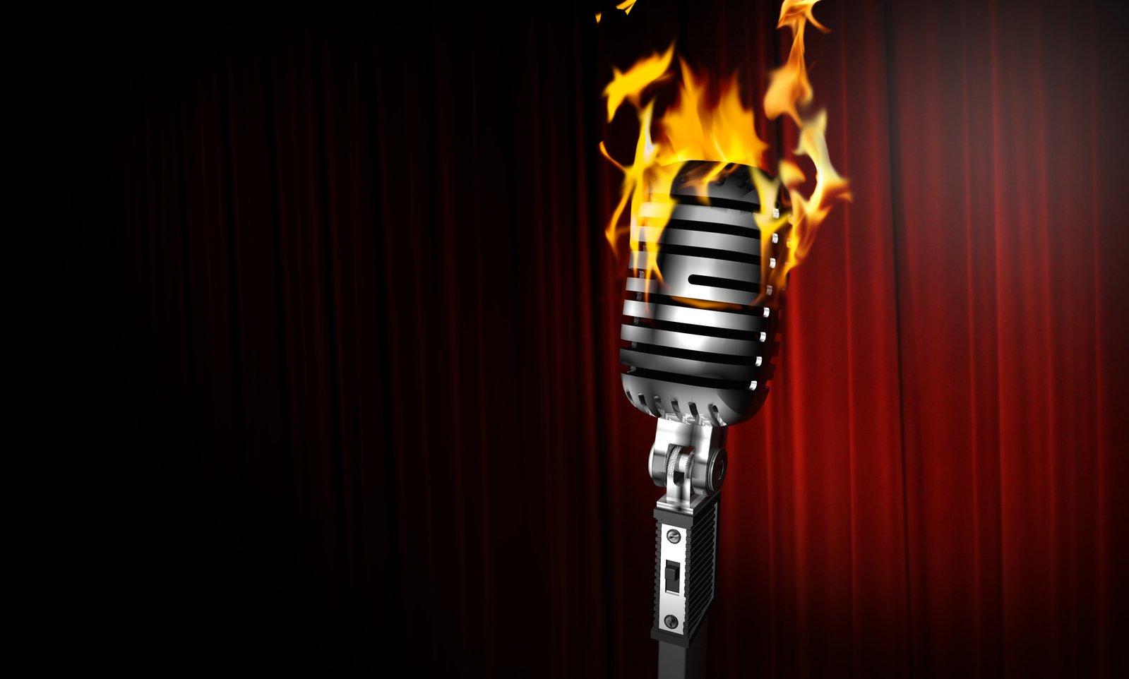 рок микрофон картинки представления можно