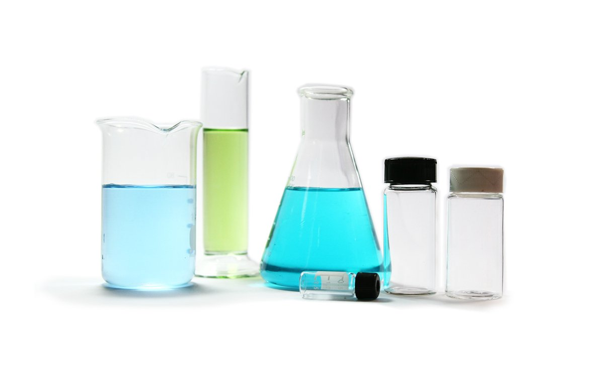 Free Chemical flasks 3 Stock Photo - FreeImages.com