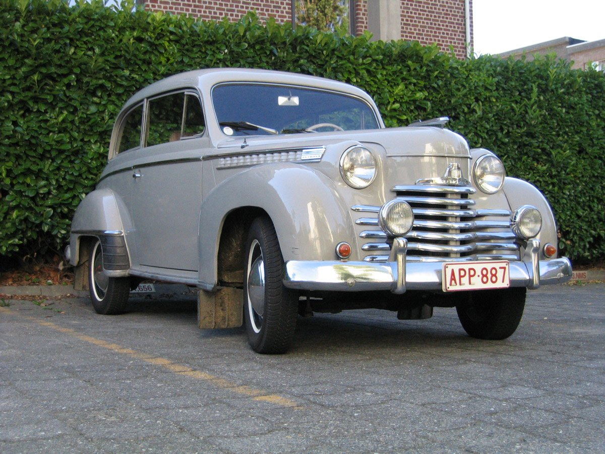 car, oldtimer 3