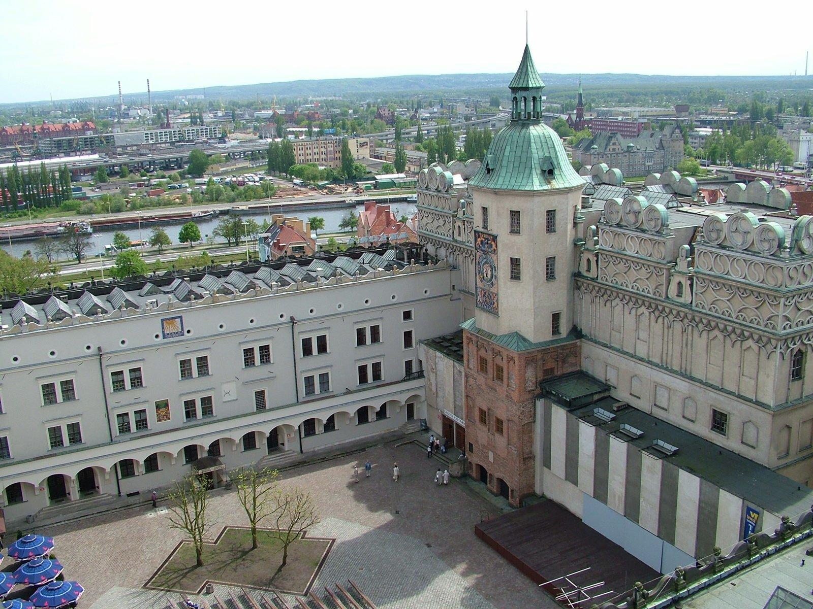 Польша щецин знакомства