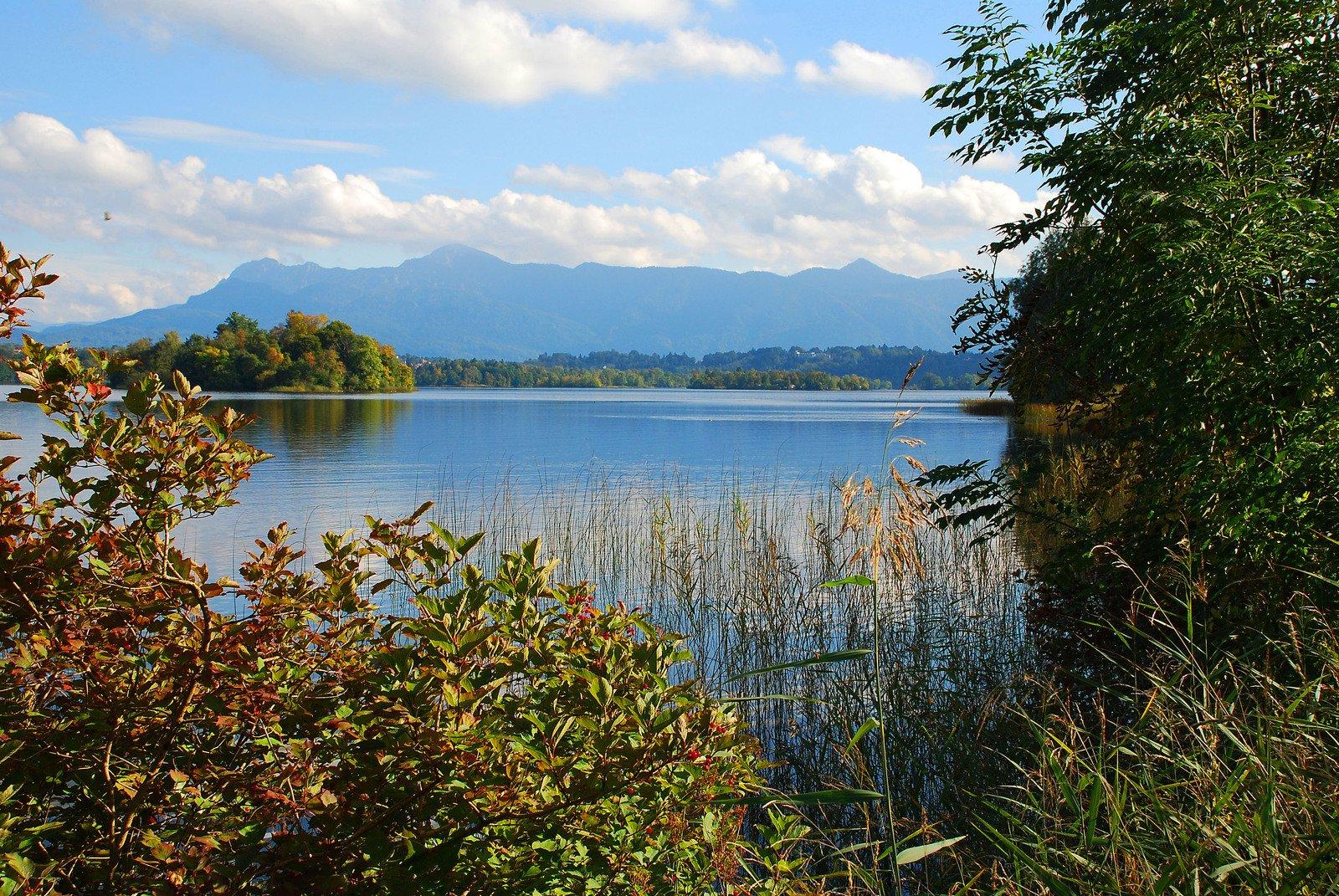 Free Staffelsee Lake Stock Photo