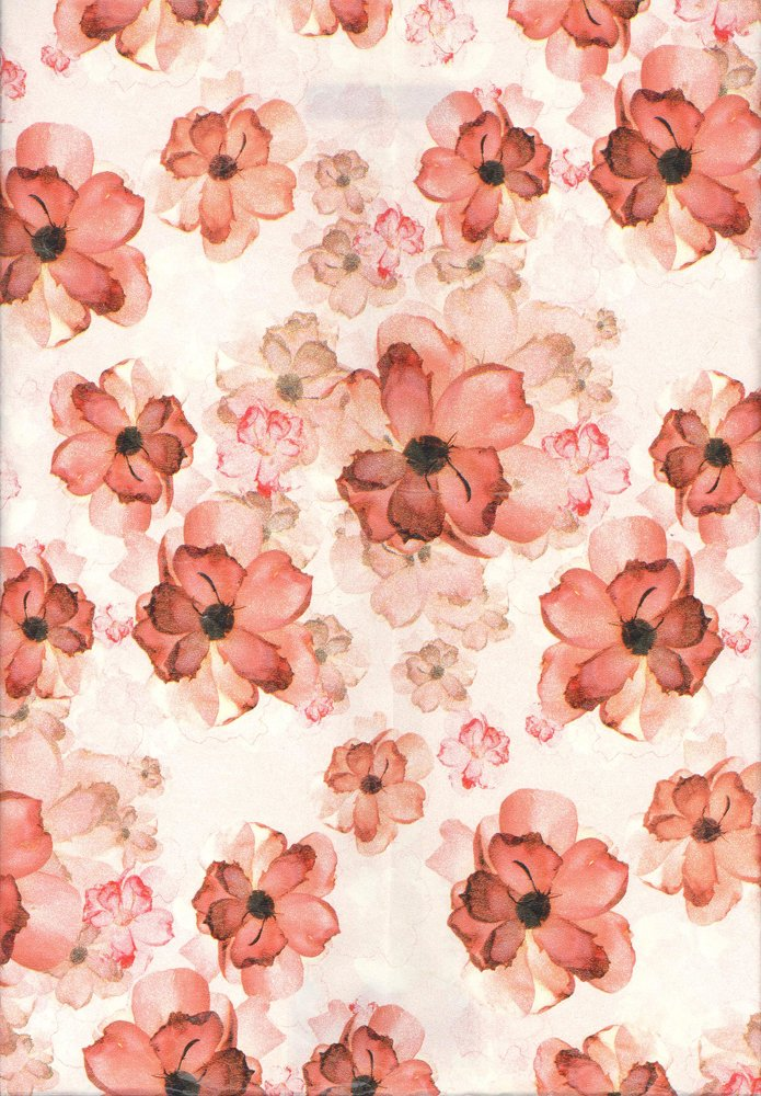 Free Wrapping Paper Flower Pattern Stock Photo ...