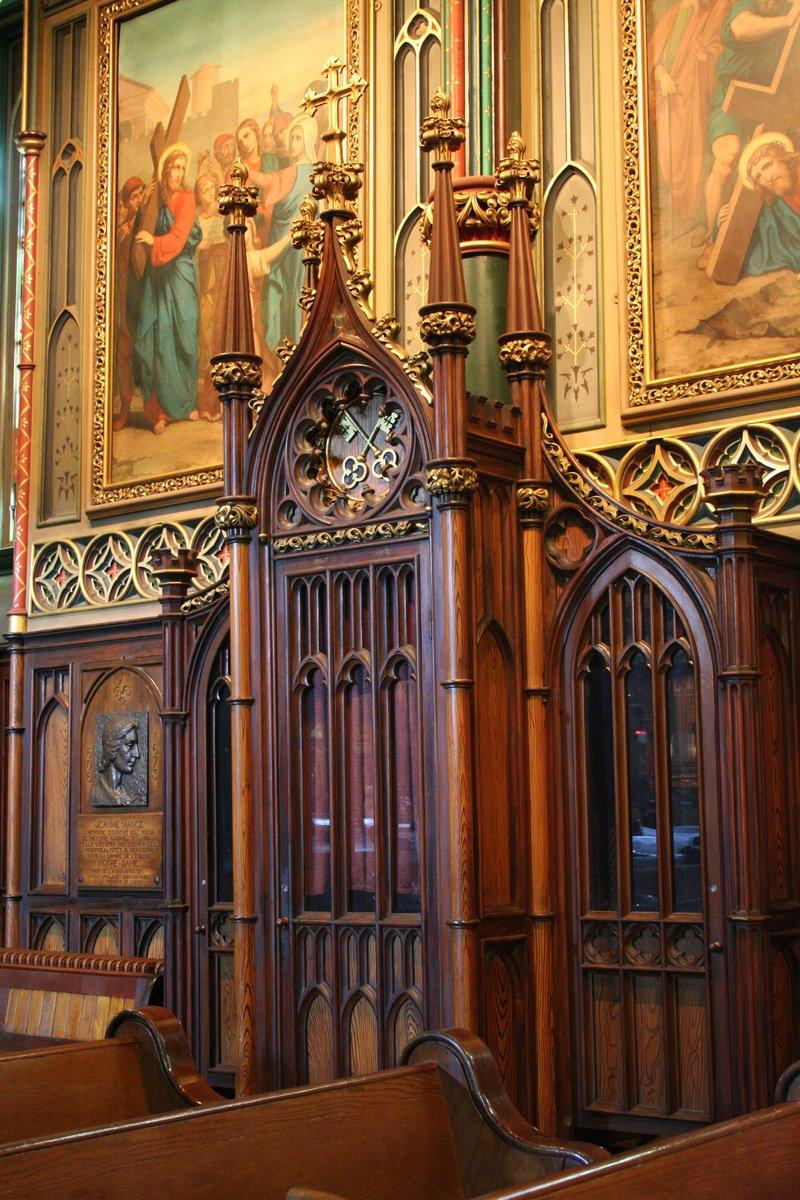 catholic confessional - HD2304×3456