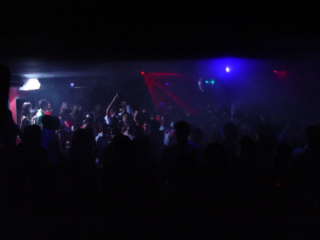 Free boate disco night club stock photo for Disco night club