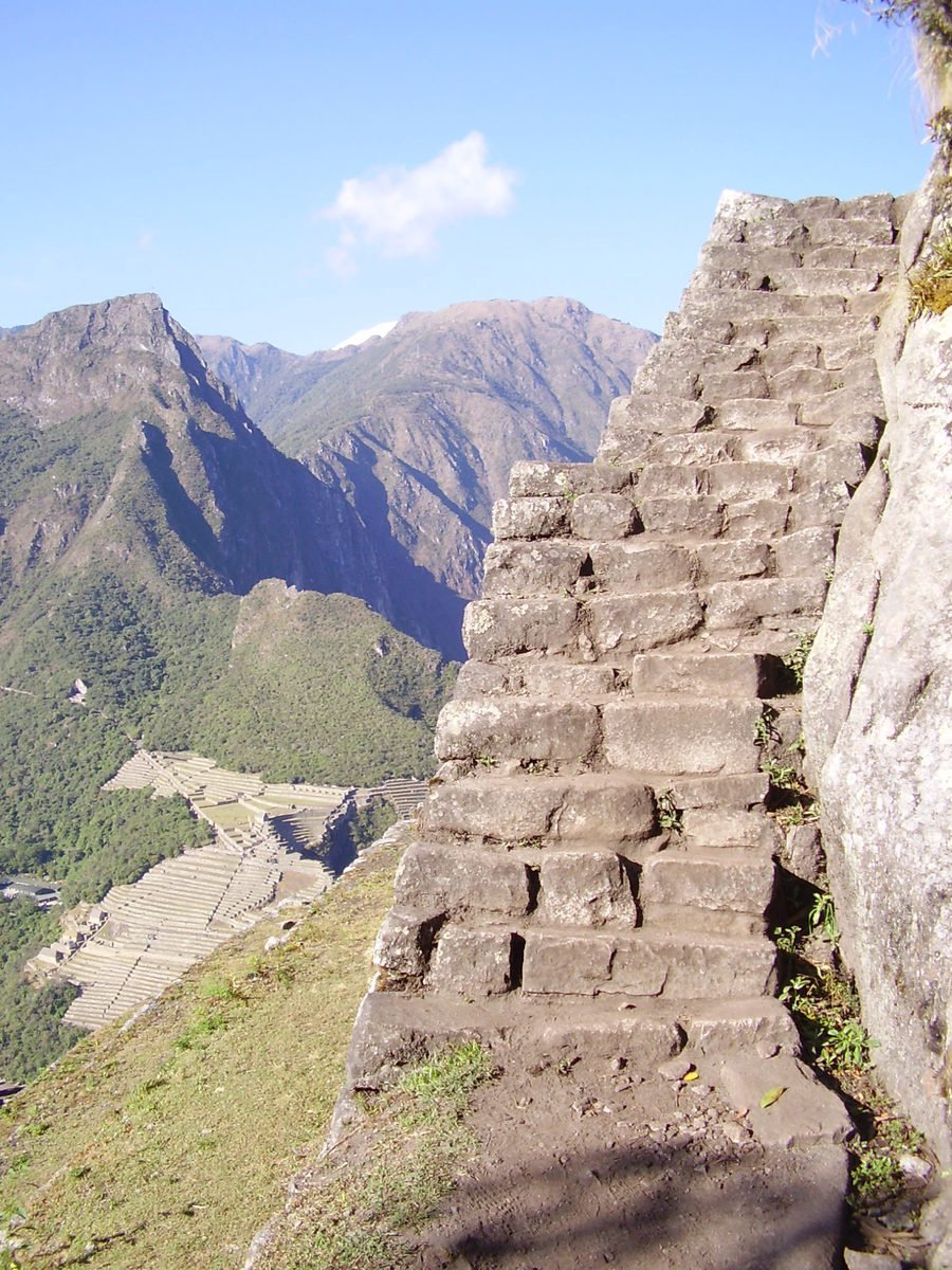 Stand Out Hair Designs Peak Hill : Free machu picchu details stock photo freeimages