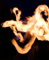 Flames Dance