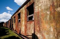 Abandoned Waggon