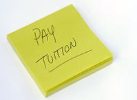 Pay Tuition Note