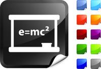 physics class internet royalty free vector art