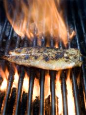 barbeque chicken breast