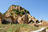 Berber village in Tunisia