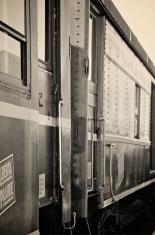 Old fashioned train
