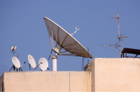TV Satellite Antenna